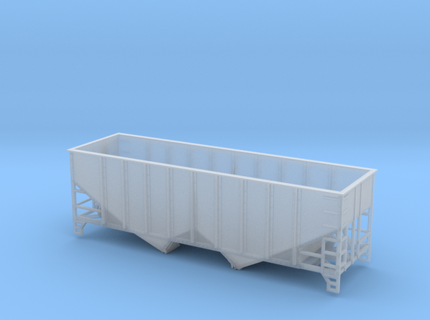 TT Scale 2 Bay Hopper 8 Panel in Frosted Ultra Detail