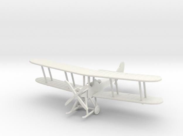 "RAF B.E.2c ""Early"" 1:144th Scale in White Natural Versatile Plastic"
