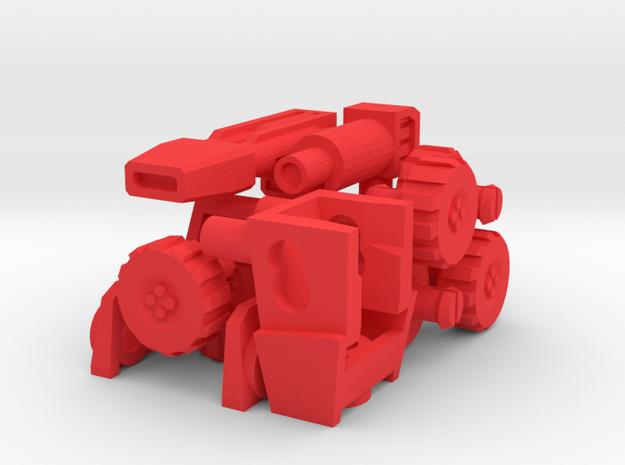 Target Master Roller 3d printed