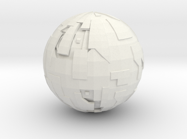Sphere 3d printed
