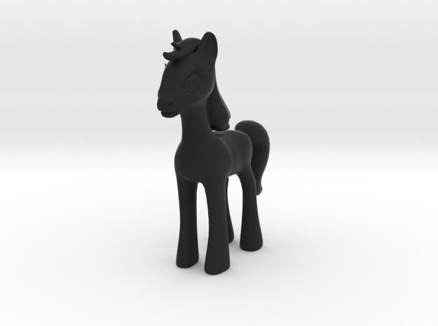 Cartoon Pony 3d printed