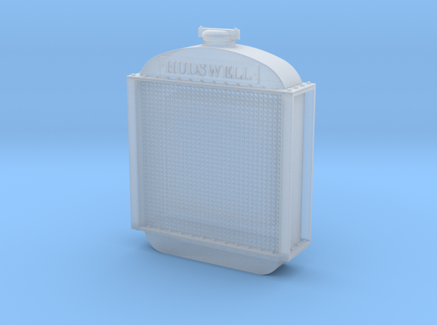 Hudswell Clarke D29 Radiator 1:43 in Frosted Ultra Detail