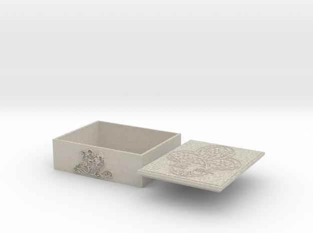 Art Box 3d printed