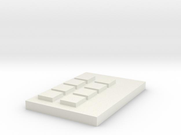 Qn3p5nqn8e7tpdk0a5skcgbjm5 46301905.stl in White Natural Versatile Plastic