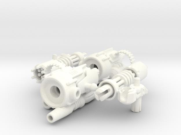 D.R.E.A.D Suppressor miniguns