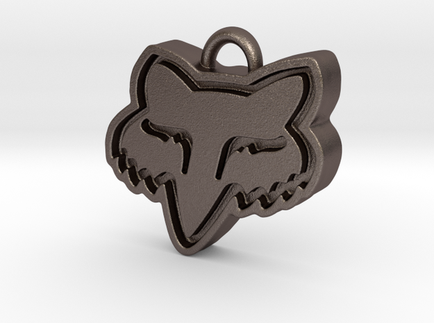 Charming Fox Racing Logo 3d printed
