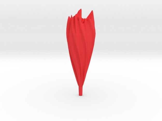 Flame in Red Strong & Flexible Polished