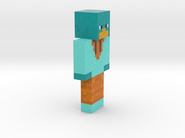 6cm   DuckInvaders 3d printed