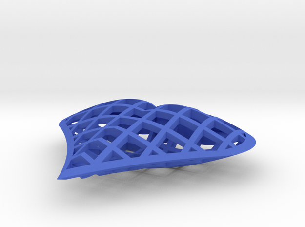 Heart Cage 2 3d printed