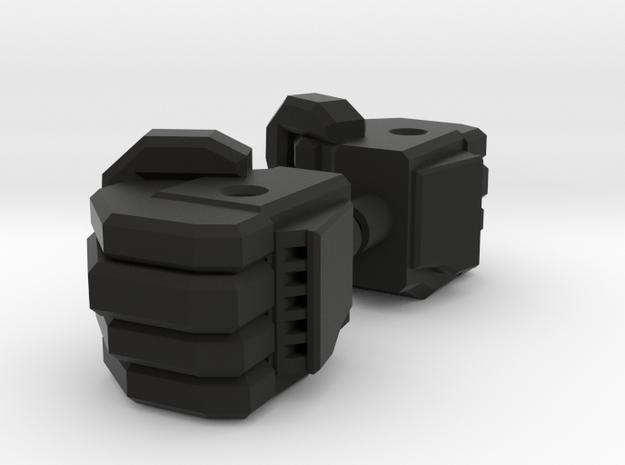Kreon Combiner Fist 3d printed