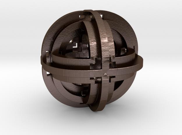 Geometric Pendant 30mm D2