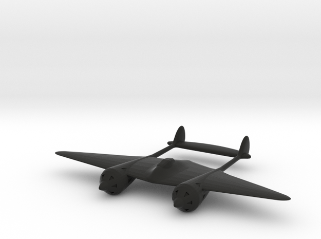 1/200 Grokhovsky G-38 3d printed
