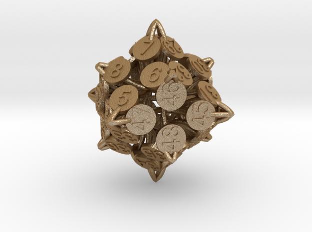 Player Order Die - 3D Print Only Version 3d printed