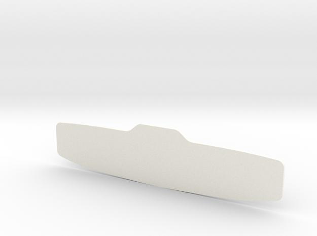 Tamiya Sand Scorcher Dash in White Strong & Flexible Polished