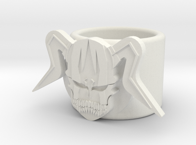 Mask Vasto Lorde Ring 3d printed