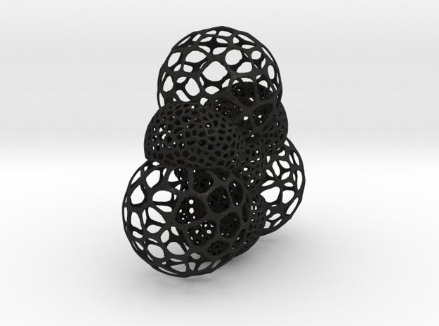 Trisphere 112mm 3d printed