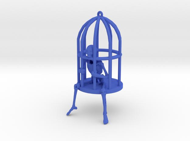 Gibbet Pendant/Earring 3d printed