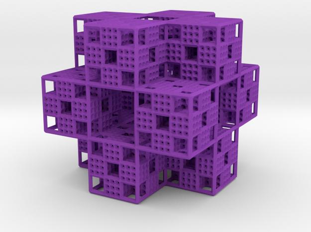 Menger Grid 3d printed