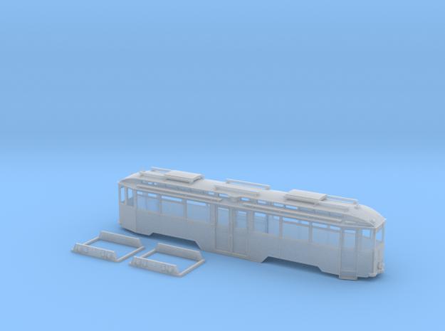 Tram Leipzig Mitteleinstiegstriebwagen Typ 29 (1:8 3d printed