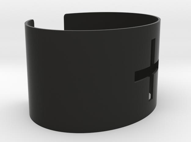 Bracelet Cross 3d printed