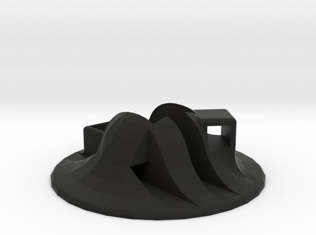 Turntable Holder 3d printed