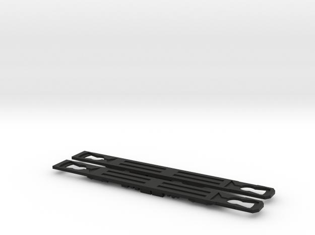 Plan V, v1 chassis 3d printed