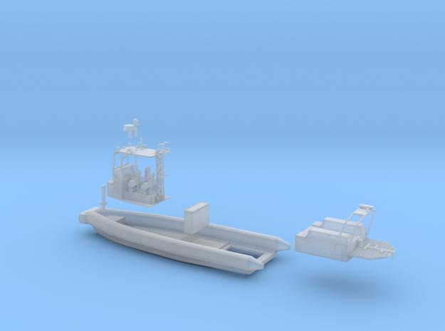 RTB-A950 Wasserlinienmodell Liegend  in Smooth Fine Detail Plastic