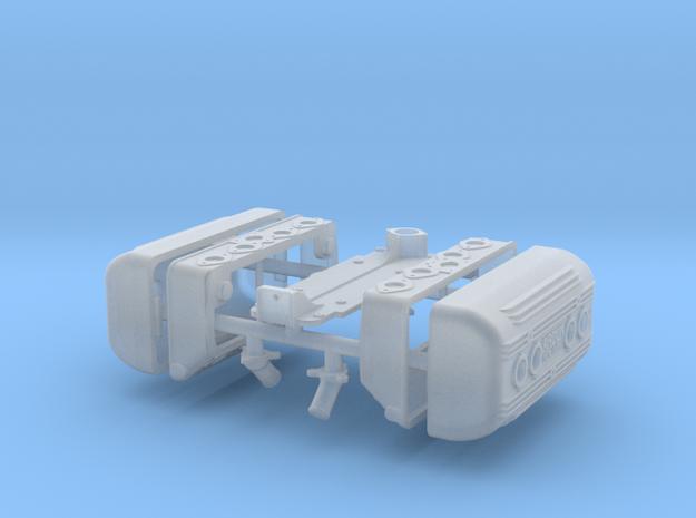 1 16 Flathead Ardun Head Kit 3d printed