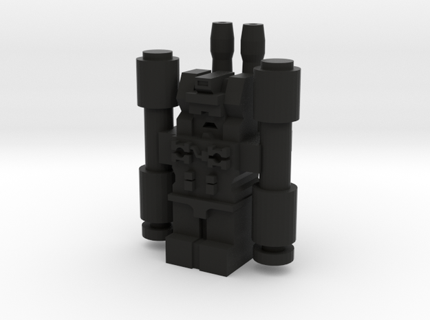 Tremble with Pile Drivers 3d printed
