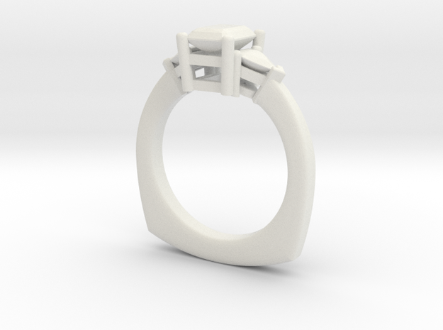 Ring 20 in White Strong & Flexible