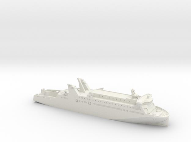 MV Loch Seaforth (1:1200) 3d printed