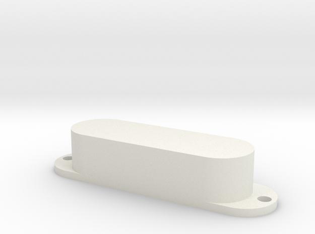Mando ST Pickup Cover in White Natural Versatile Plastic