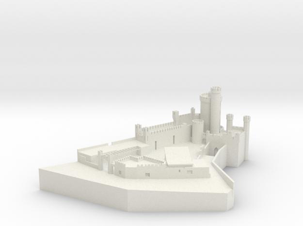 Blackrock Castle Observatory, Cork Ireland in White Natural Versatile Plastic