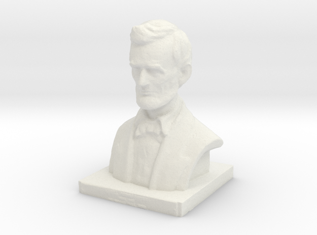 Lincoln Bust TNH