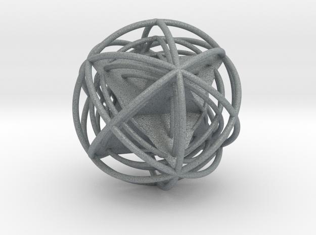 planetoid 3d printed
