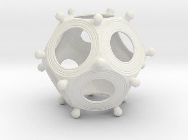 Roman Dodecahedron Medium