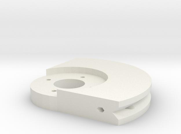 String Puller Servo Horn 3d printed