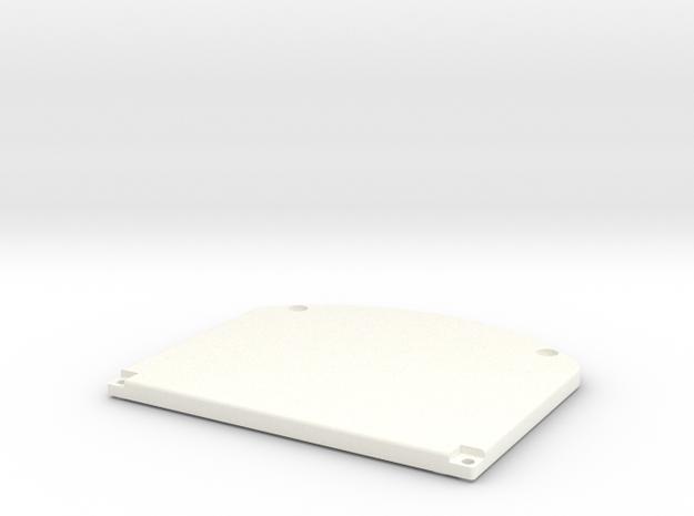 Arduino TFT Gehaeuse Rueckseite2 3d printed