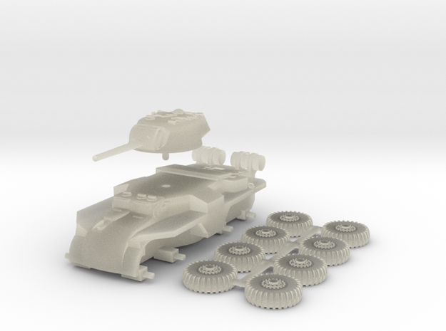 1/87 (HO) T18E2 Boarhound 3d printed