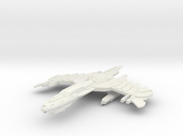 Birdgan Class Battleship 3d printed