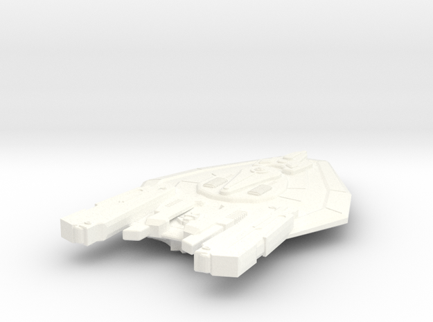 USS Big Horn 3d printed
