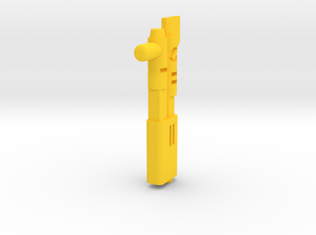 Sunlink - Legends Double Synth Gun 3d printed