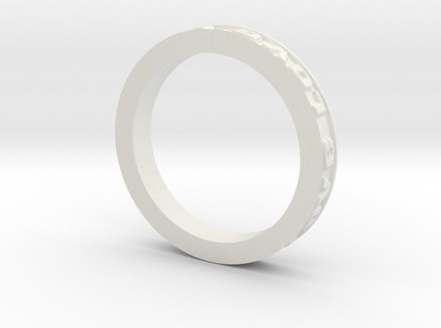 ring -- Mon, 25 Mar 2013 12:48:50 +0100 3d printed