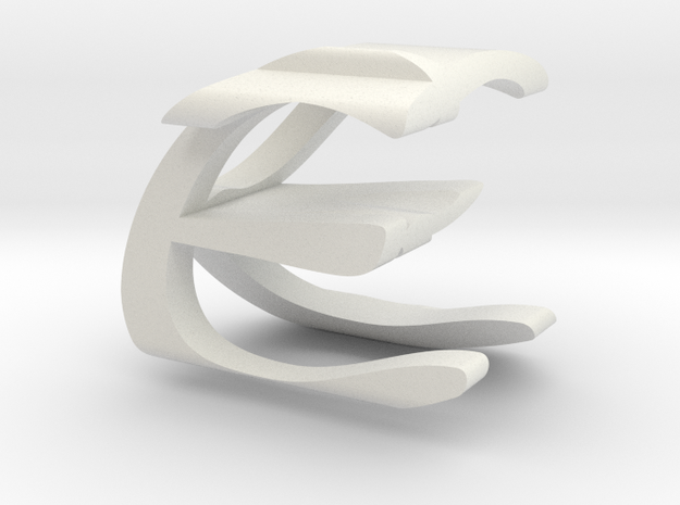 ER in White Strong & Flexible