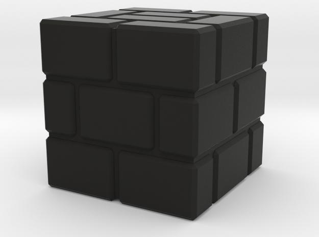 Super Mario Brick Block 3d printed