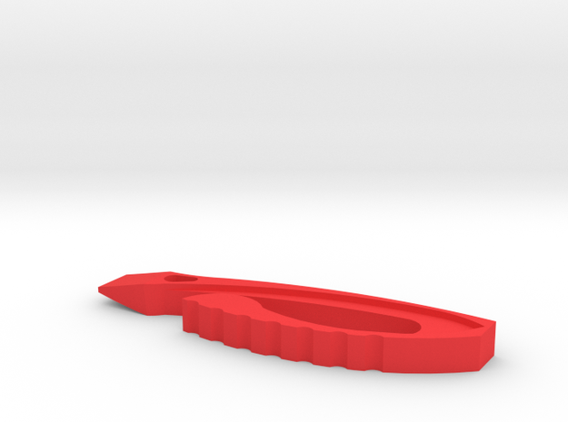 Keychain Clip 3d printed