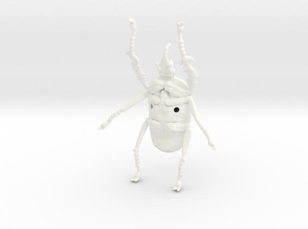 Giant Beetle - Goliath 8cm - Scarab 3d printed