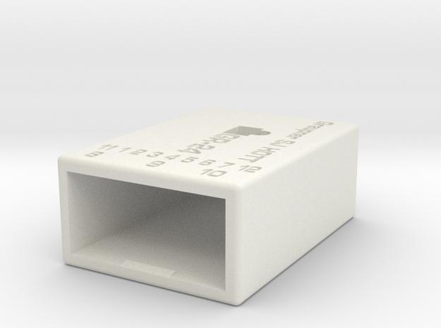 Graupner Gr24 Hott Case 3d printed