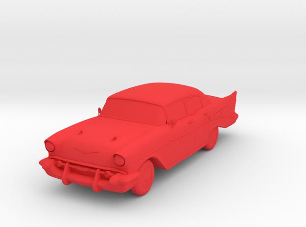 Chevrolet BelAir 57 3d printed