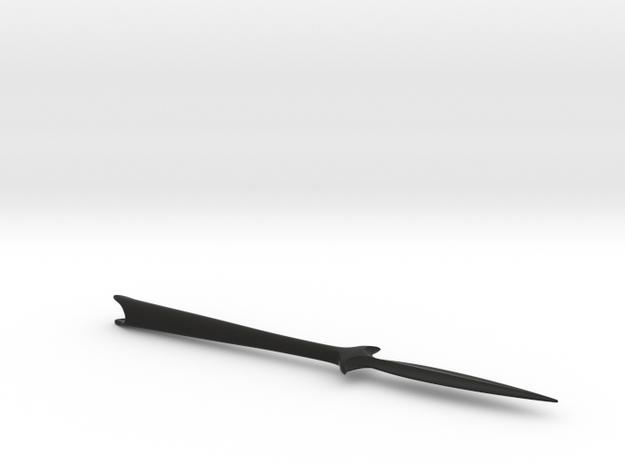 Elven warrior arrowhead 3d printed